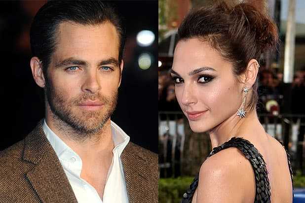 Chris Pine Plastic Surgery Before And After photo - 1