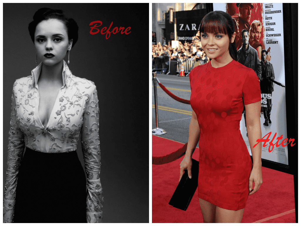 Christina Ricci Before Plastic Surgery photo - 1