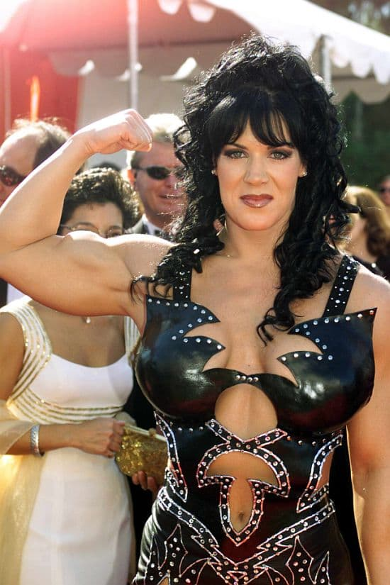 Chyna Wrestler Before Plastic Surgery photo - 1
