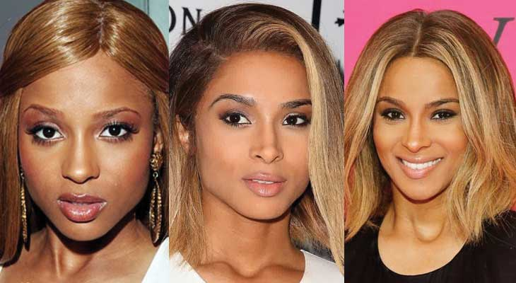 Ciara Before After Plastic Surgery photo - 1