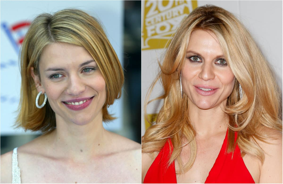Claire Danes Before And After Plastic Surgery photo - 1