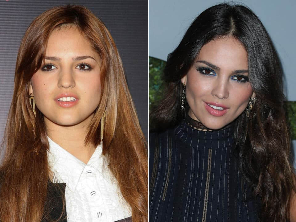 Eliza Gonzalez Before And After Plastic Surgery photo - 1