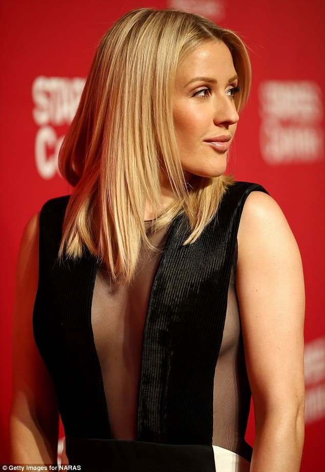 Ellie Goulding Before And After Plastic Surgery photo - 1