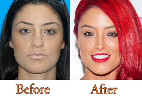 Eva Marie Before Plastic Surgery photo - 1