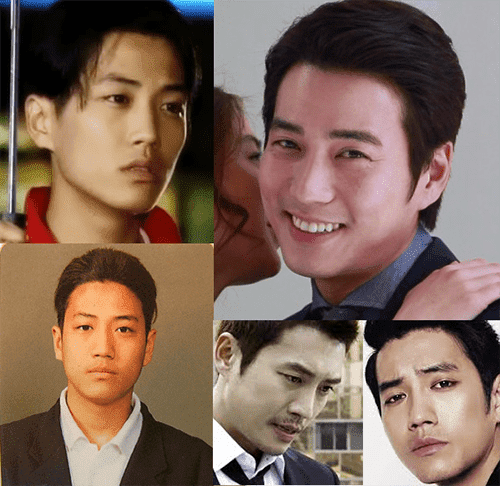 Famous Korean Celebrities Before And After Plastic Surgery photo - 1