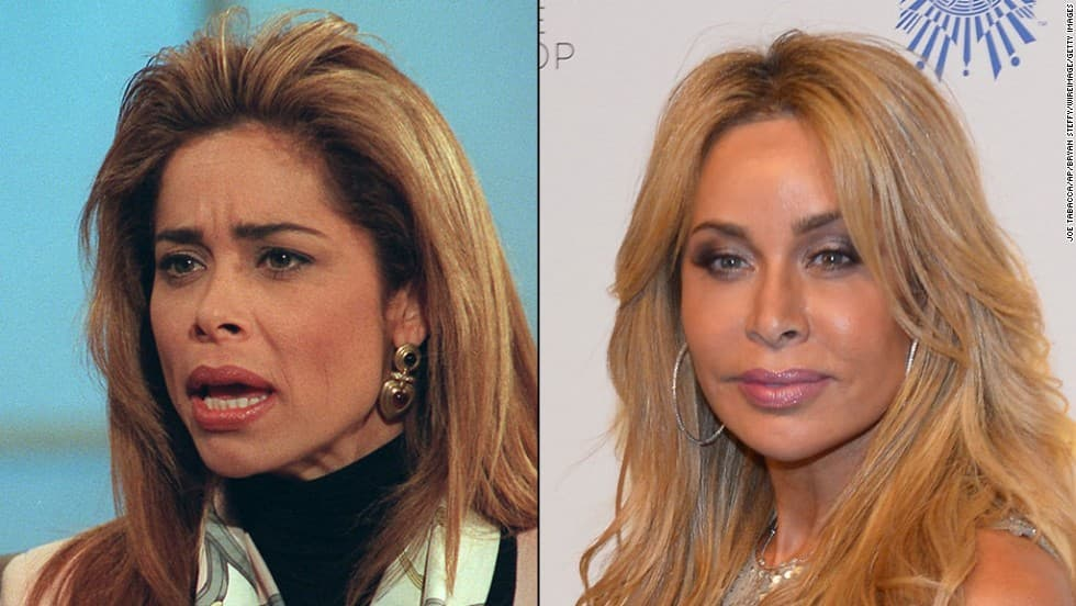Faye Resnick Before Plastic Surgery photo - 1