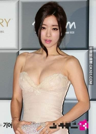 Hong Soo Hyun Before Plastic Surgery photo - 1