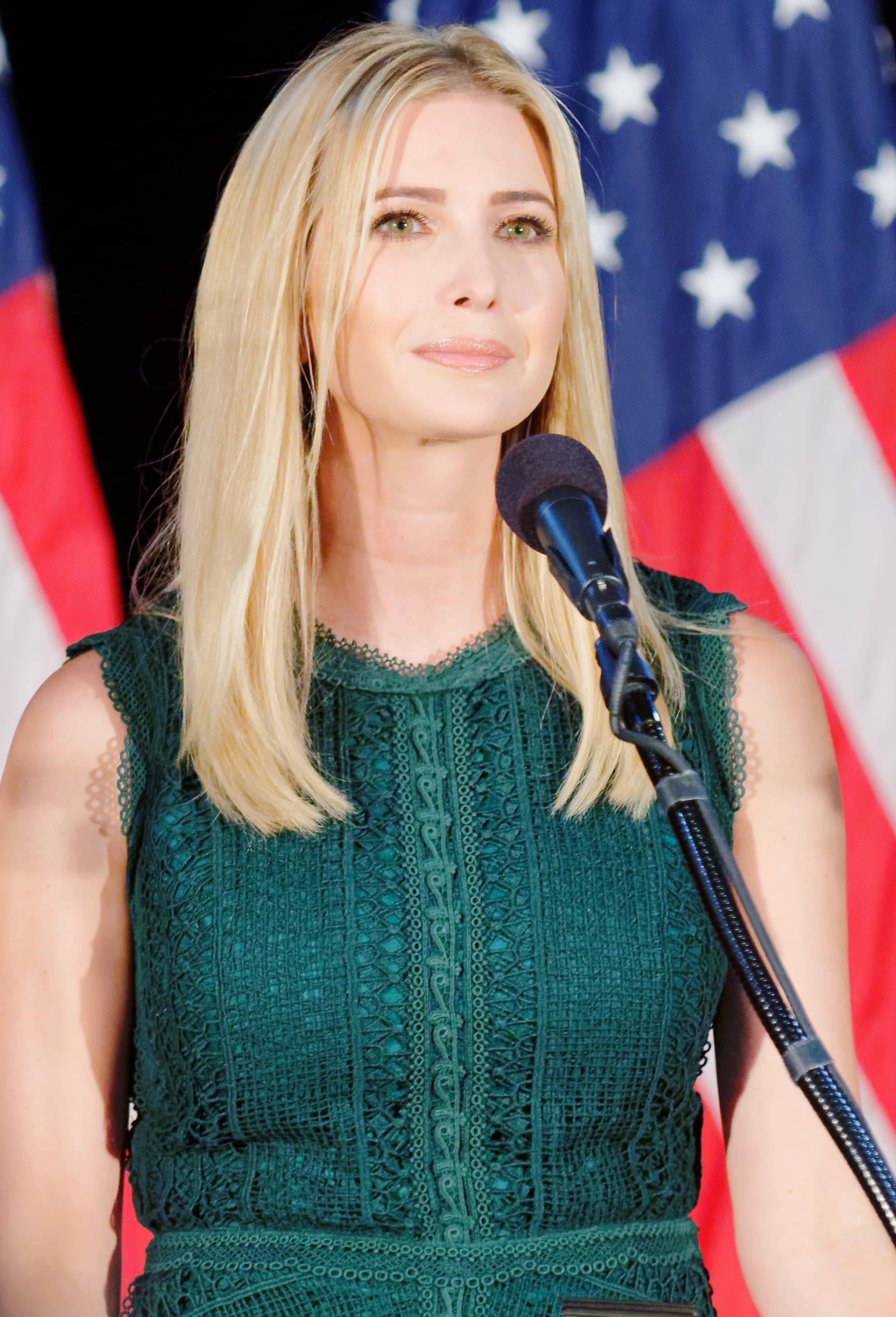 Ivanka Plastic Surgery Before After photo - 1
