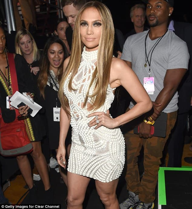 J Lo Body Plastic Surgery Before After photo - 1