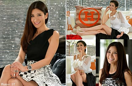 Jamie Chua Before Plastic Surgery photo - 1