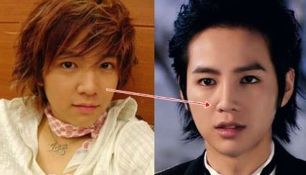 Jang Geun Suk Before Plastic Surgery photo - 1