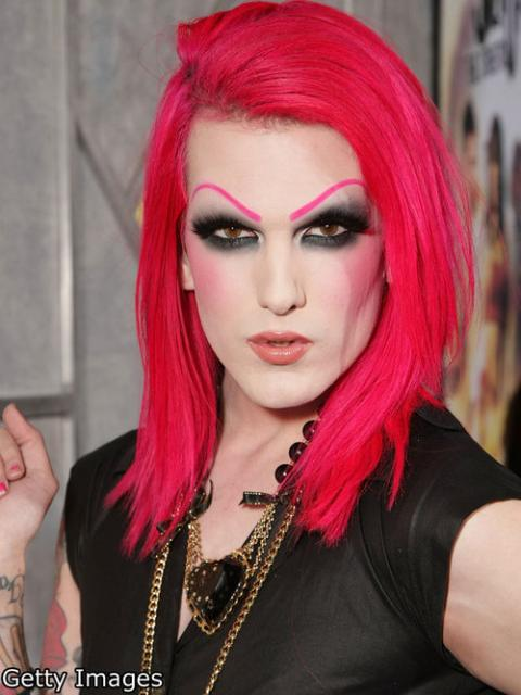 Jeffree Starr Before Plastic Surgery photo - 1