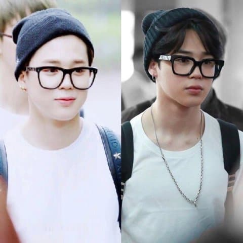 Jimin Bts Before Plastic Surgery photo - 1