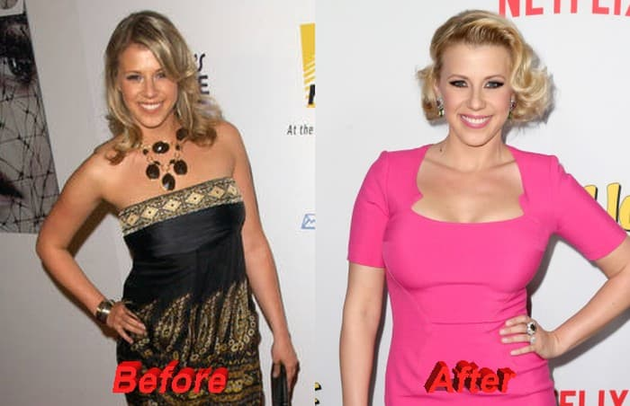Jodie Sweetin Before Plastic Surgery photo - 1