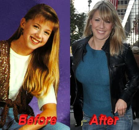 Jodie Sweetin Plastic Surgery Before And After photo - 1