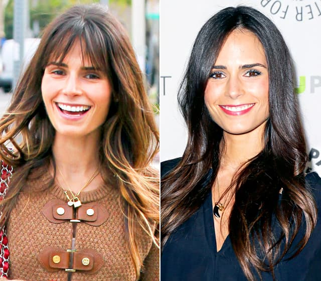 Jordana Brewster Plastic Surgery Before And After photo - 1