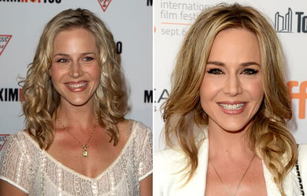 Julie Benz Before And After Plastic Surgery photo - 1