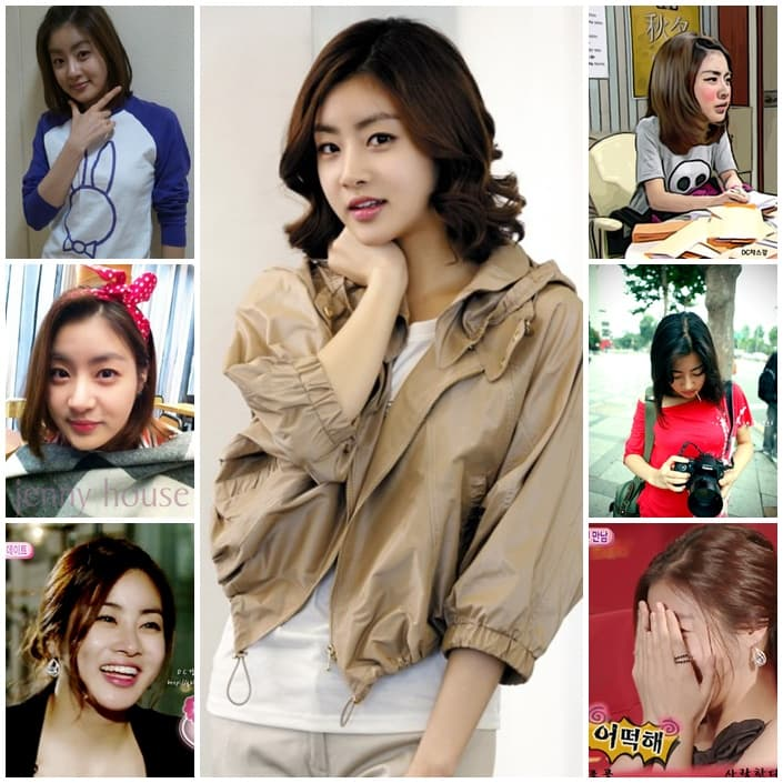 Kang Sora Before Plastic Surgery photo - 1