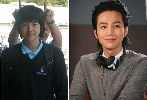 Kdrama Stars Plastic Surgery Before After photo - 1
