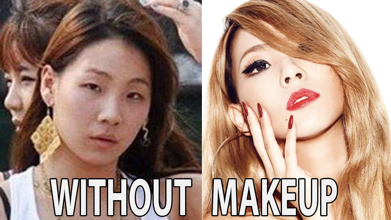 Korean Plastic Surgery Before And After Actress photo - 1