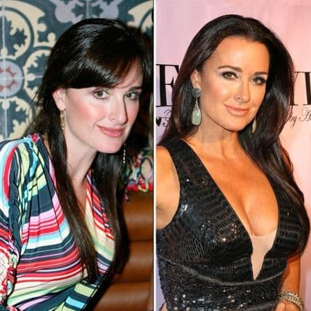 Kyle Richards Before And After Plastic Surgery photo - 1