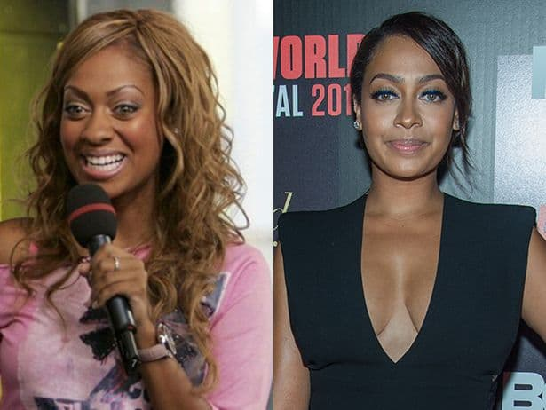 La La Anthony Plastic Surgery Before And After photo - 1