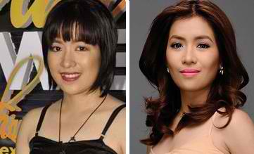 Lani Misalucha Plastic Surgery Before And After photo - 1