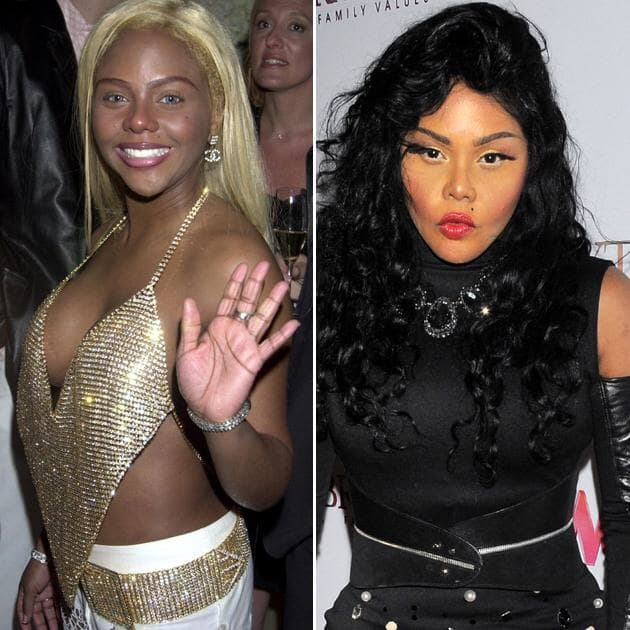 Lil Kim Before And After Plastic Surgery Photos photo - 1
