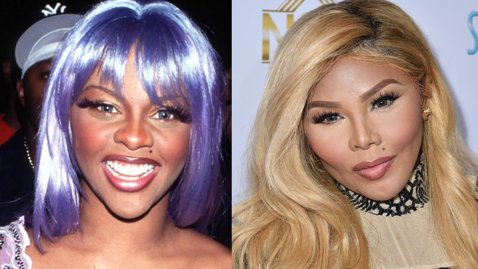 Lil Kim Before Plastic Surgery Photos photo - 1