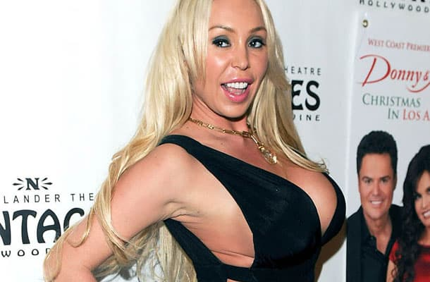 Mary Carey Before Plastic Surgery photo - 1