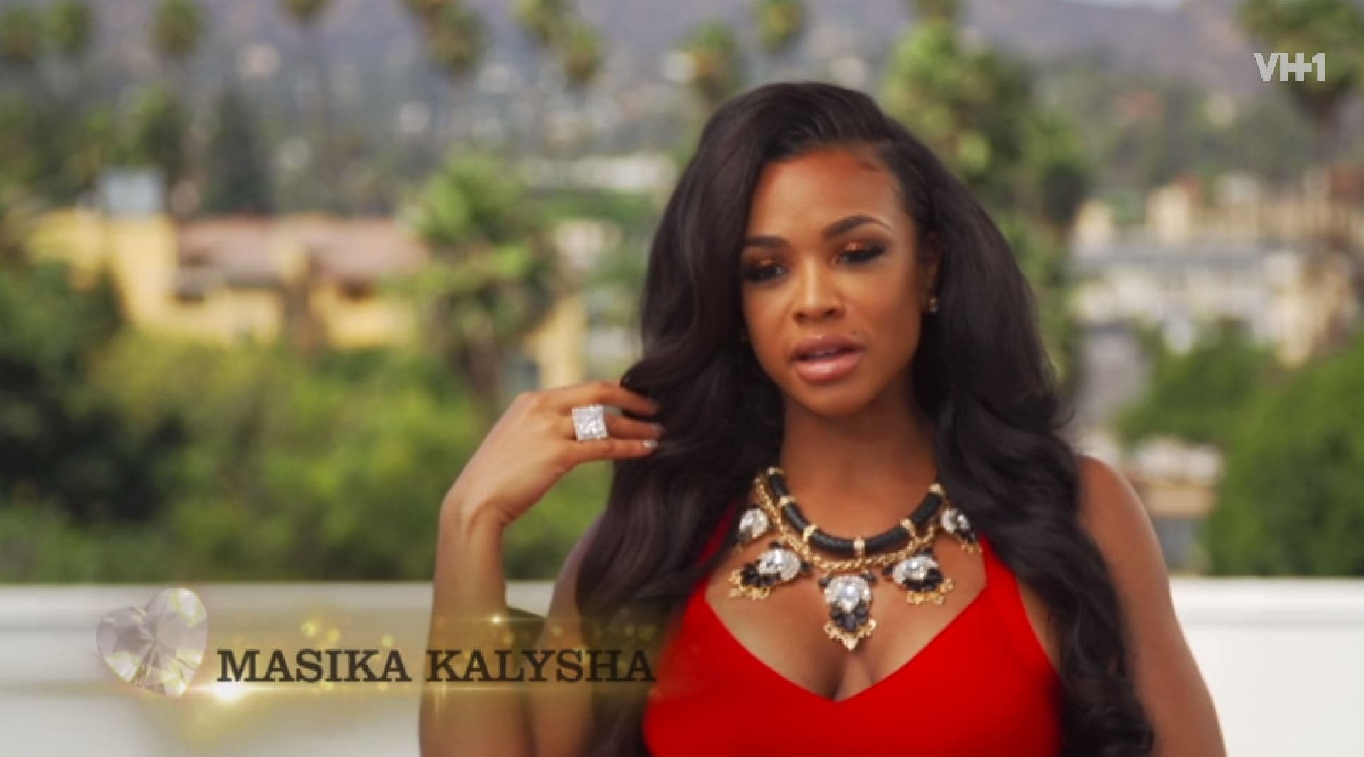 Masika Kalysha Before Plastic Surgery photo - 1
