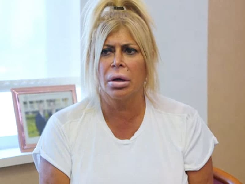 Mob Wives Angela Before Plastic Surgery photo - 1