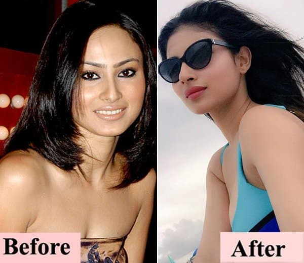 Mouni Roy Before Plastic Surgery photo - 1