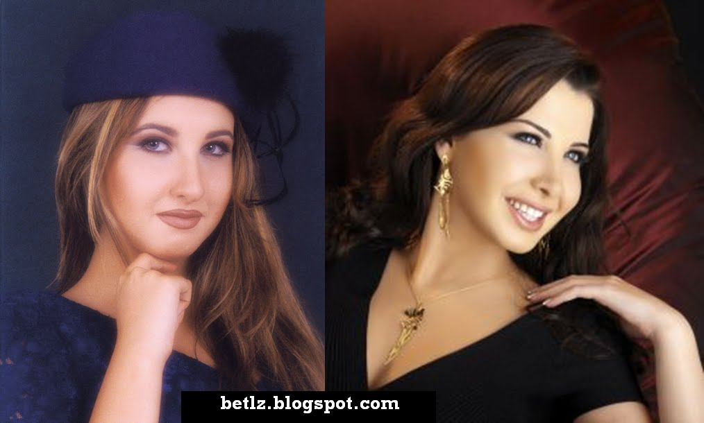 Nancy Ajram Before Plastic Surgery photo - 1