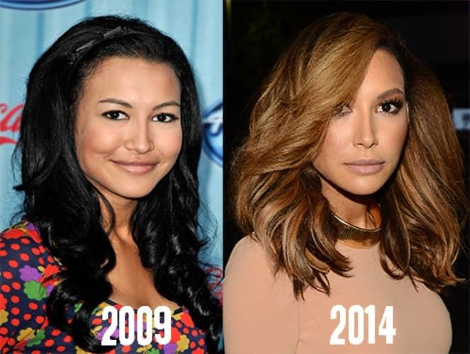 Naya Rivera Before Plastic Surgery photo - 1