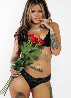 Nikki Ink Master Plastic Surgery Before And After photo - 1