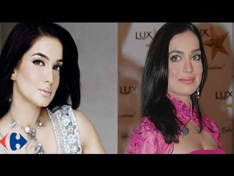 Pakistani Celebrities Before And After Plastic Surgery photo - 1
