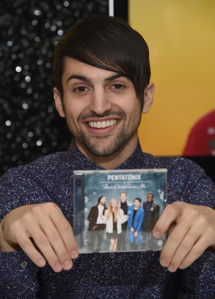 Pentatonix Mitch Grassi Before Plastic Surgery photo - 1