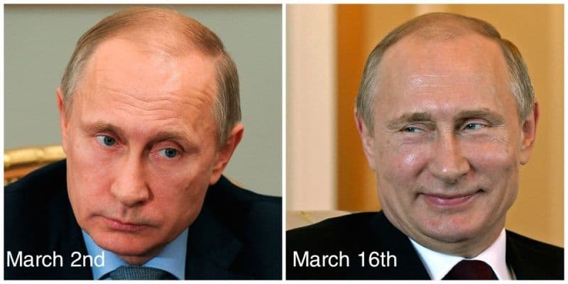 Putin Before Plastic Surgery photo - 1