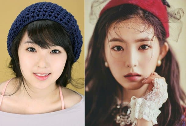 Red Velvet Irene Before Plastic Surgery photo - 1