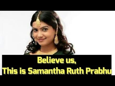 Samantha Pics Before Plastic Surgery photo - 1