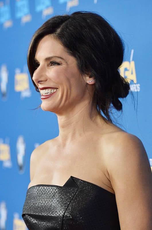 Sandra Bullock Plastic Surgery Before And After photo - 1