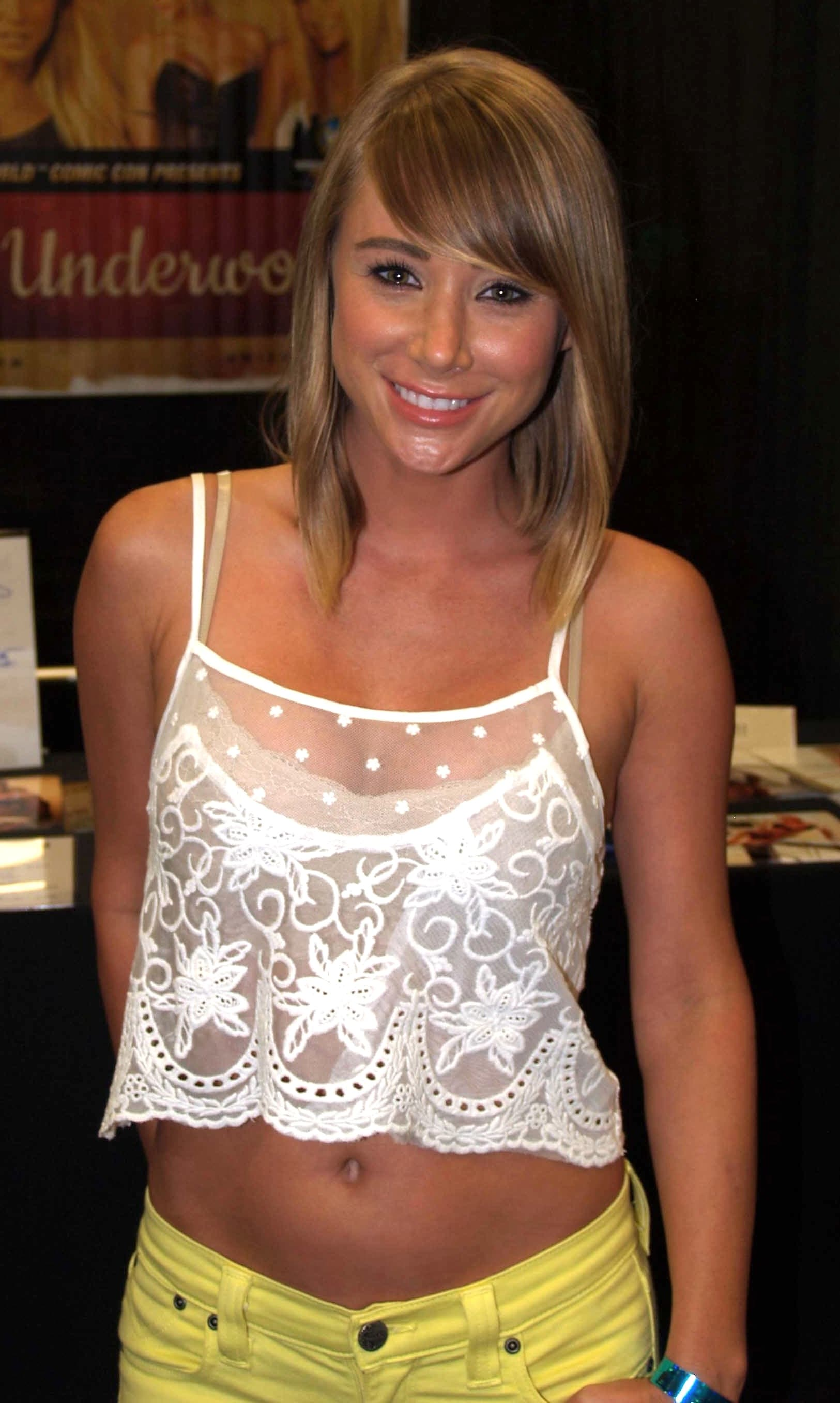 Sara Jean Underwood Before Plastic Surgery photo - 1
