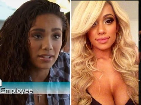 Sheree Whitfield Plastic Surgery Before And After photo - 1