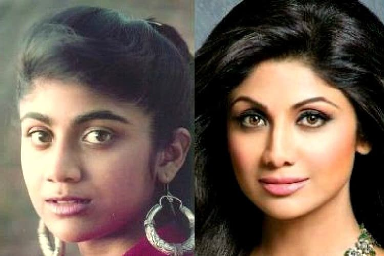 Shilpa Shetty Before Plastic Surgery photo - 1