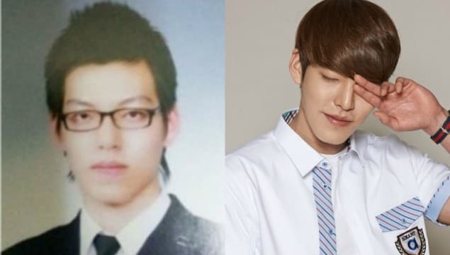 Song Jae Rim Before Plastic Surgery photo - 1