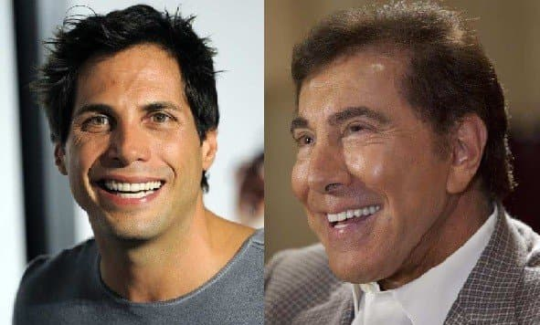 Steve Wynn Before And After Plastic Surgery photo - 1
