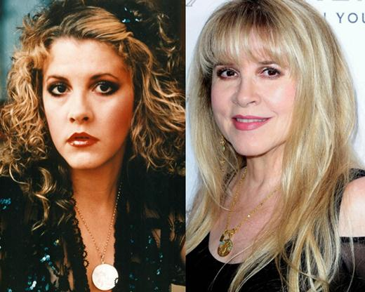 Stevie Nicks Before Plastic Surgery Boobs photo - 1