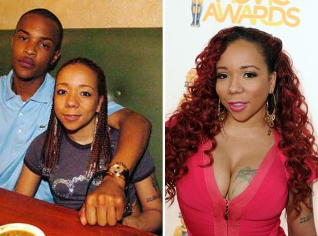 Tameka Tiny Harris Before All Plastic Surgery photo - 1
