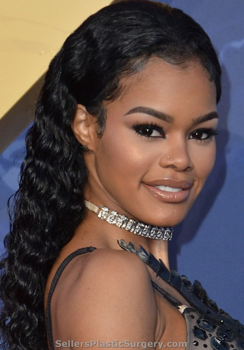 Teyana Taylor Plastic Surgery Before And After photo - 1